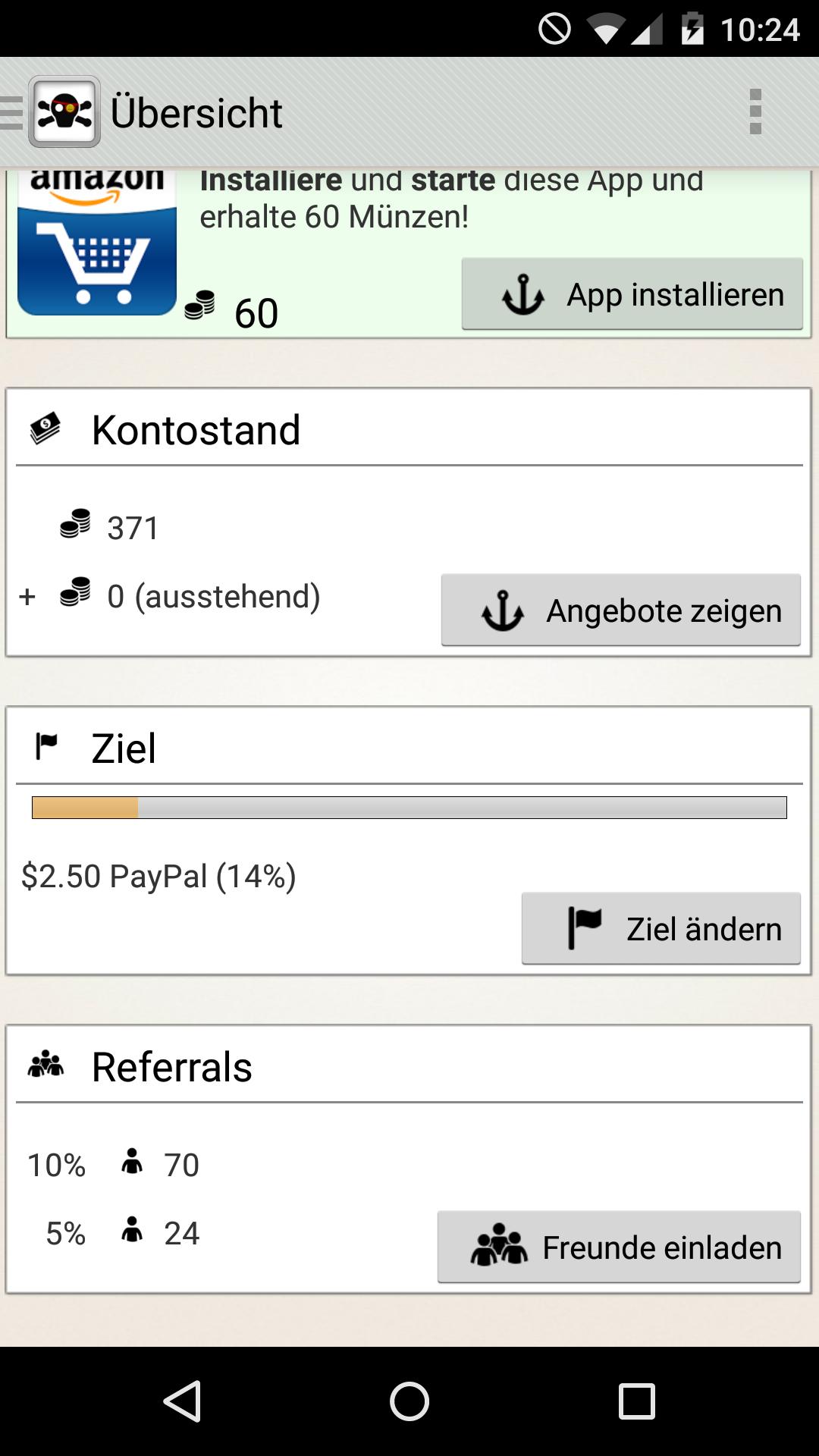 Cashpirate Geld Kostenlos Online Verdienen Bis 50 Der Monat